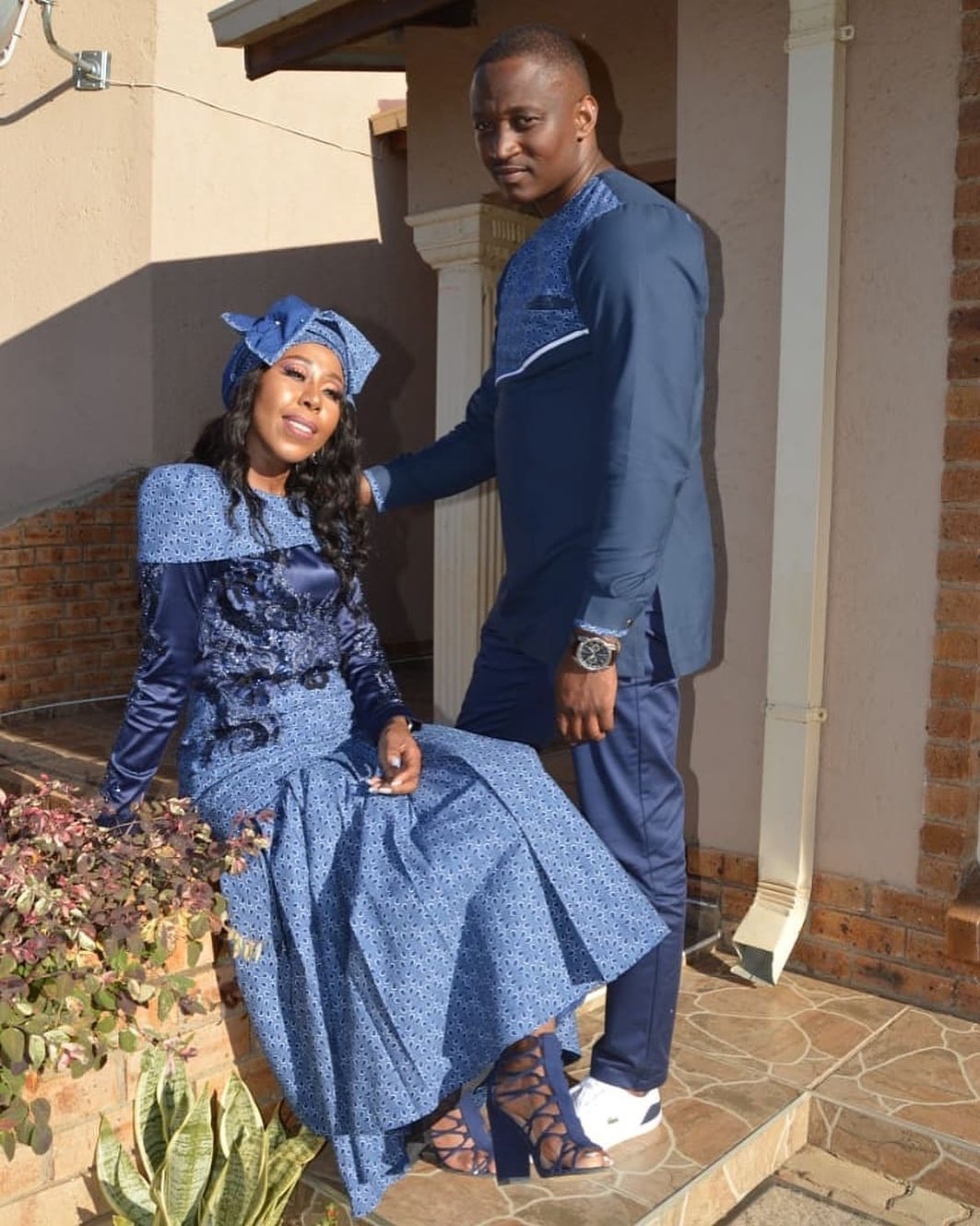 Fashion Moments From South Africans National Day